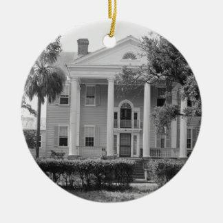 McLeod Plantation James Island SC Ornament