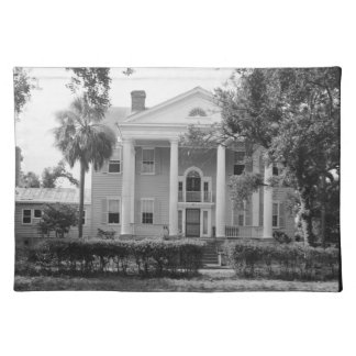 McLeod Plantation James Island SC Placemat