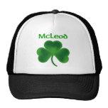 McLeod Shamrock Mesh Hats