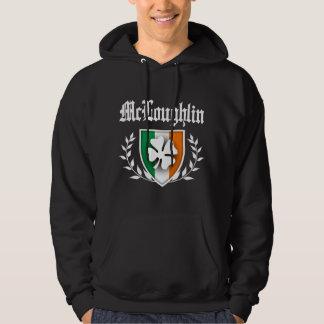 McLoughlin Shamrock Crest Pullover