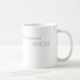 MCM COFFEE MUG