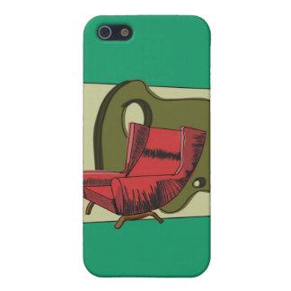 MCM Lounge 1 iphone 5 hard case matte