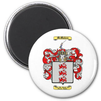 McMahon 2 Inch Round Magnet