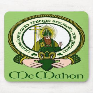 McMahon Clan Motto Mouse Pad