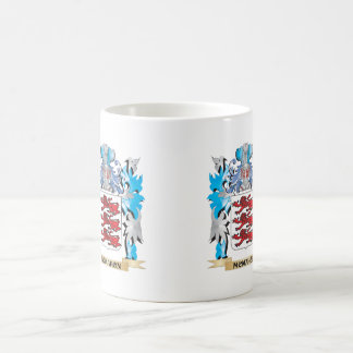Mcmahon Coat of Arms - Family Crest Classic White Coffee Mug