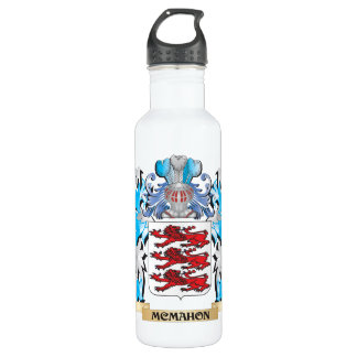 Mcmahon Coat of Arms - Family Crest 24oz Water Bottle