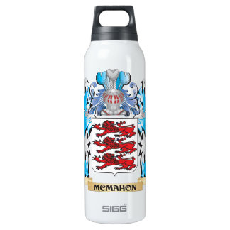 Mcmahon Coat of Arms - Family Crest 16 Oz Insulated SIGG Thermos Water Bottle