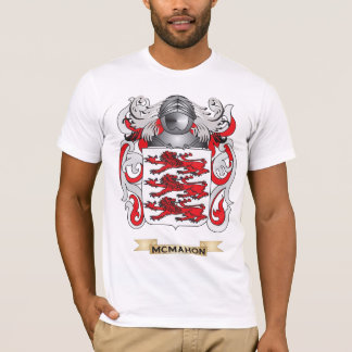 McMahon Coat of Arms (Family Crest) T-Shirt