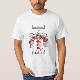 Mcmahon Family Crest - Mcmahon Coat of Arms T-Shirt