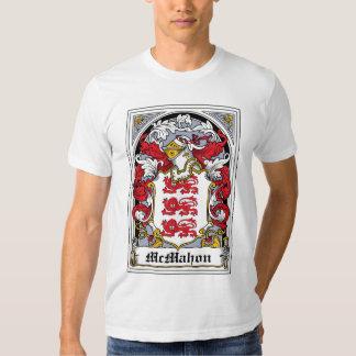 McMahon Family Crest T-shirt