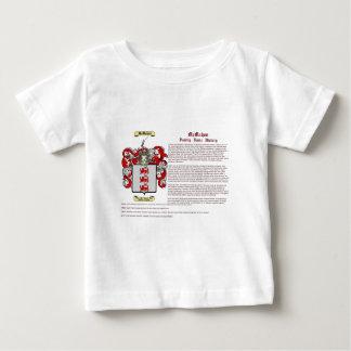 McMahon (history) Baby T-Shirt