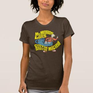 McMahon Labs Custom Groove Machine (Women's) T-Shirt