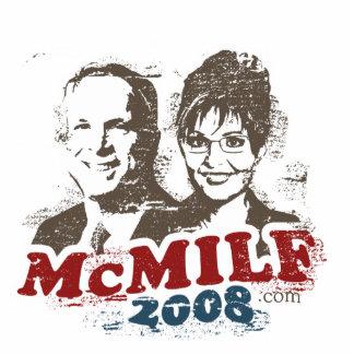 McMilf2008.com Photo Sculpture Button