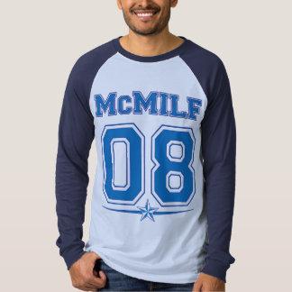McMILF el equipo infame McCAIN PALIN Playera