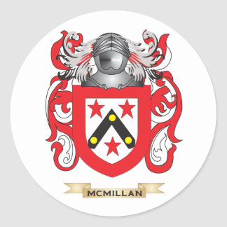 McMillan-(Ireland) Coat of Arms (Family Crest) Stickers