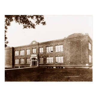 McMinnville Central High School Post Card