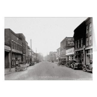 McMinnville Tennessee circa 1930 Tarjeta De Felicitación