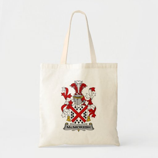 McMoresh Family Crest Bags
