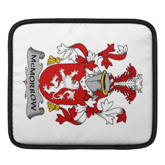 McMorrow Family Crest Sleeves For iPads