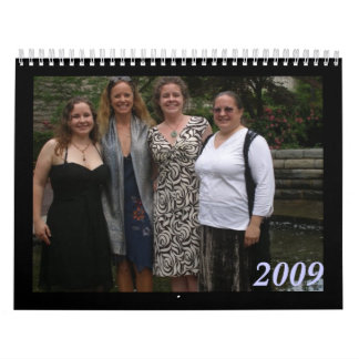 McMurdy Sisters 2009 Calendar