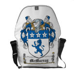 McMurray Family Crest Courier Bag