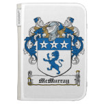 McMurray Family Crest Kindle 3 Cover