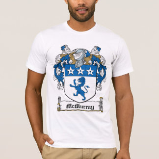 McMurray Family Crest T-Shirt