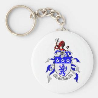 McMurry Crest Keychain