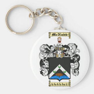 McNabb (Irish) Key Chains