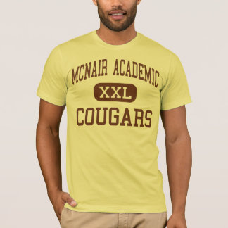 McNair Academic - Cougars - High - Jersey City T-Shirt