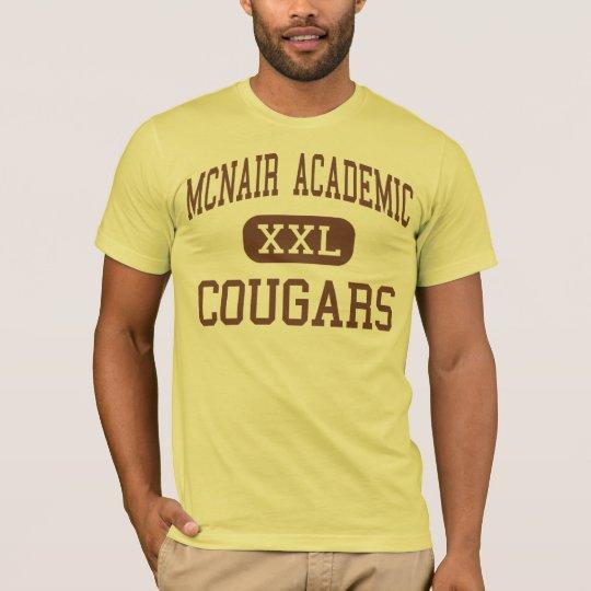 McNair Academic - Cougars - High - Jersey City T-Shirt