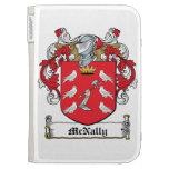 McNally Family Crest Kindle Folio Case