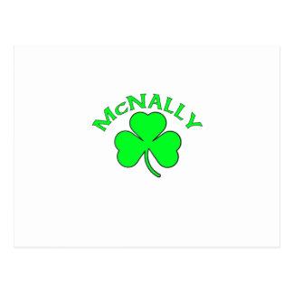 McNally Postcard