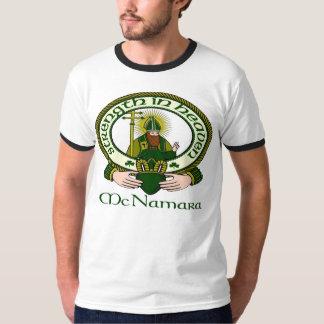 McNamara Clan Motto Poster Print Tee Shirt