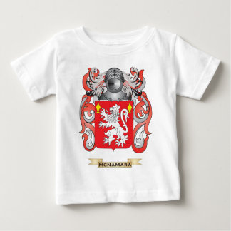 McNamara Coat of Arms (Family Crest) Baby T-Shirt