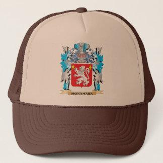 Mcnamara Coat of Arms - Family Crest Trucker Hat
