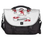 Mcnamara Family Crest Laptop Commuter Bag