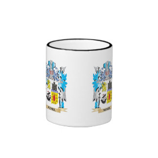 Mcneil Coat of Arms - Family Crest Ringer Coffee Mug