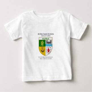 McNeil Family Reunion Baby T-Shirt