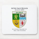 McNeil Family Reunion Mouse Pads