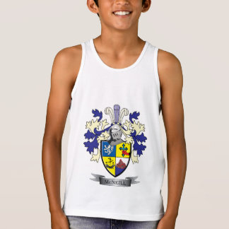 McNeill Family Crest Coat of Arms Tank Top