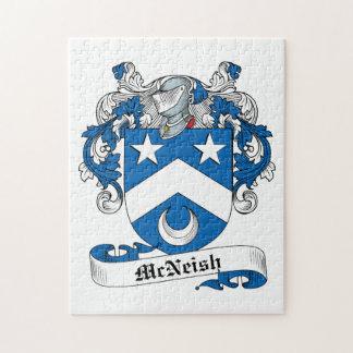McNeish Family Crest Puzzle