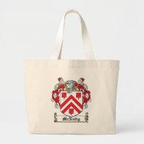McNulty Family Crest Bag