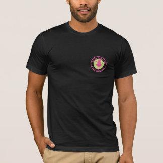 MCNY logo Mens T black T-Shirt