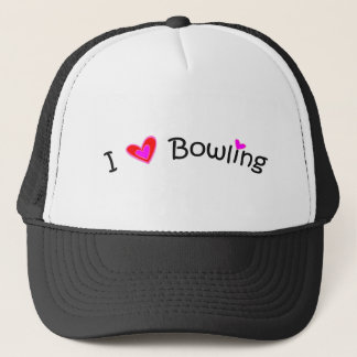 mcoct20 Bowling Trucker Hat