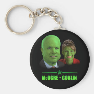 McOgre / Goblin '08 Key Chains