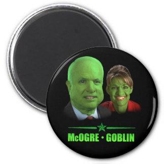 McOgre / Goblin '08 Refrigerator Magnets