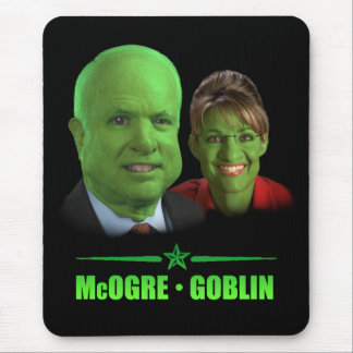McOgre / Goblin '08 Mouse Pad