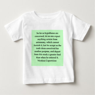 (mcopernicus quote baby T-Shirt