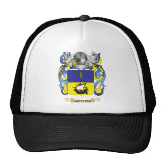 McPhee Coat of Arms (Family Crest) Trucker Hat